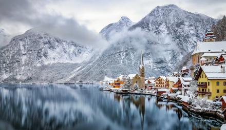 10 страхотни зимни дестинации в Европа за не-скиори