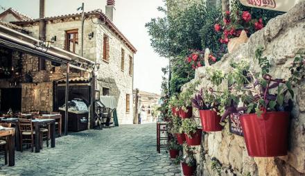 А сега на къде? - Гърция/Касандра