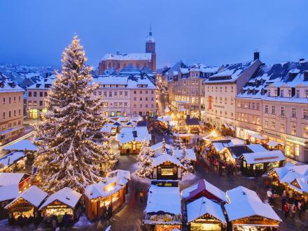 Знаете ли къде са най-добрите Коледни базари?
