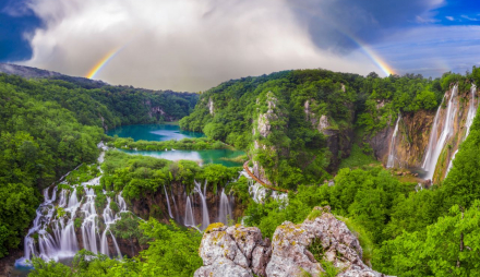 Националното богатство на Хърватия – Плитвички езера
