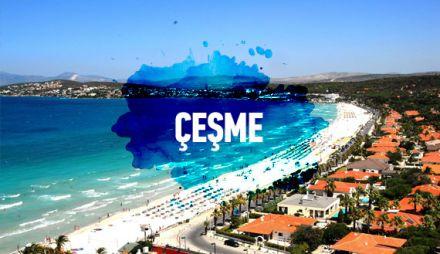 Лято 2021 в ЧЕШМЕ, Турция -собствен транспорт